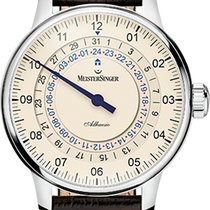 Meistersinger Adhaesio 43mm  Automatic Watch ref. AD903
