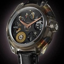 Artya Carbon 43mm Manual winding new United States of America, California, Van Nuys