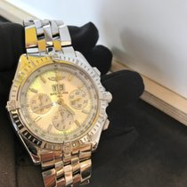 Breitling Crosswind Special 18kt White Gold Limited Edition...