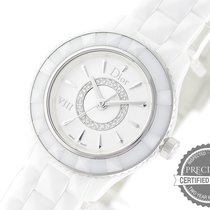 Dior Ceramic 28mm Quartz CD1221E2C001 pre-owned