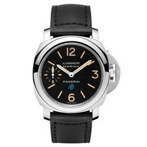 Panerai Luminor Marina Logo Acciaio Mens Watch