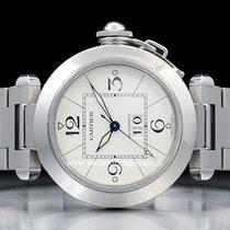 Cartier Pasha C Gran Data  Watch  W31055M7