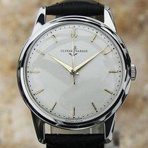 Ulysse Nardin Vintage  1960 Swiss Made Luxury Men's 35mm...
