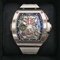 Richard Mille RM011-02 GMT Chronograph Titanium