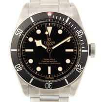 帝陀 (Tudor) Kai Series Stainless Steel Black Automatic 79230N