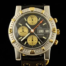 Margi - Chronograph Lemania 5100 With Day And Date- Men -...