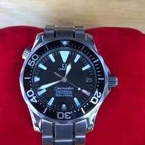 Omega Seamaster Diver 300m mid size wave dial 22525000