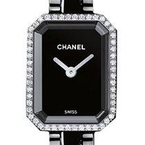 Chanel Première Steel 19.5mm Black