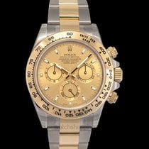 Rolex Daytona Yellow gold 40mm Champagne United States of America, California, San Mateo