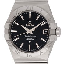 Omega : Constellation Co-Axial 38MM :  123.10.38.21.01.001 : ...