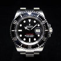 Rolex Sea-Dweller 126600 full set 2018