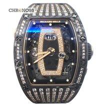 Richard Mille RM 37 Ladies NTPT Diamonds Onyx Dial