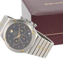 "Zenith Wristwatch: rare vintage Zenith Chronograph ""El Primero..."