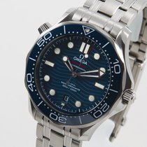 Omega Seamaster Diver 300 M new model unworn box papers