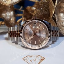 Rolex Lady-Datejust rosegold