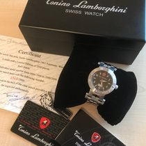 Tonino Lamborghini Steel Automatic new