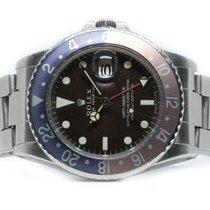 Rolex GMT-Master brugt 40mm Stål