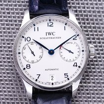 IWC Automatic 2015 pre-owned Portuguese Automatic