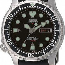 Citizen NY0040-09EE Steel 42mm