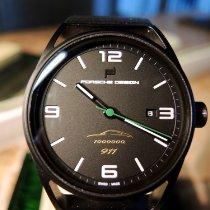 Porsche Design 1919 Titanium 42mm Arabisch