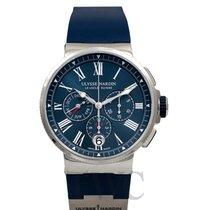 Ulysse Nardin Marine Chronograph 1533-150-3/43 new