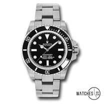 Rolex Submariner (No Date) 114060 2019 new