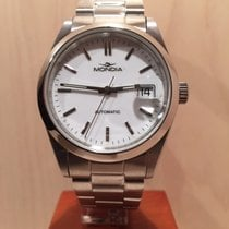Mondia Steel 35mm Automatic 1-674-1 new