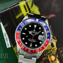 Rolex GMT-Master II 16710BLRO 2008 pre-owned
