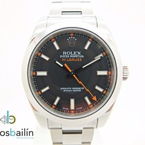 Rolex Steel 40mm Automatic 116400 pre-owned