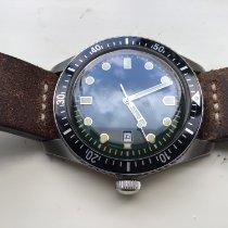 Oris Divers Sixty Five Steel 42mm Green No numerals