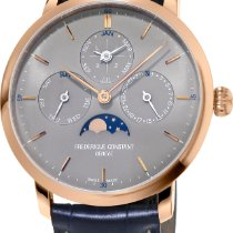 Frederique Constant Manufacture Slimline Perpetual Calendar 775G4S4 new