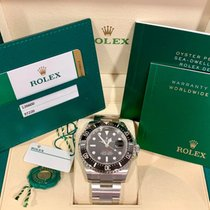 Rolex Sea-Dweller Steel 43mm Red No numerals United States of America, Florida, MIAMI