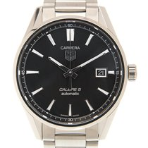 TAG Heuer Carrera Calibre 5 WAR211A-BA0782 new