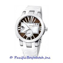 Ulysse Nardin Executive Dual Time Lady 243-10-3/30-05 new