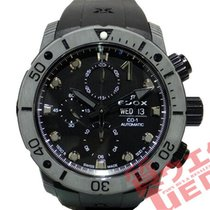 Edox 45mm Automatic 01125-CLNGN-NING new