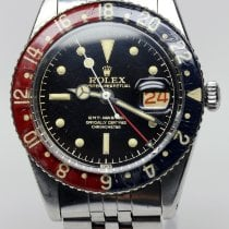 Rolex 6542 Steel 1959 GMT-Master 38mm pre-owned United Kingdom, London