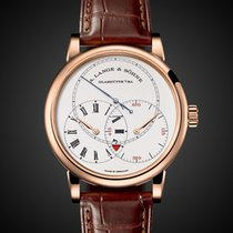A. Lange & Söhne Rose gold Manual winding 252.032 new United States of America, Georgia, Alpharetta