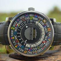 Louis Vuitton Steel 39mm Automatic Q5D20 / Code: 6095