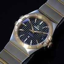 Omega Constellation Ladies Gold/Steel