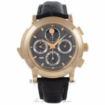 IWC Grande Complication Rose gold 42mm Grey United States of America, California, Beverly Hills