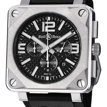 Bell & Ross BR 01-94 Chronographe Titanium United States of America, New York, Brooklyn