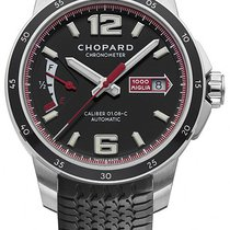 Chopard Mille Miglia Steel 43mm Black United States of America, New York, Airmont