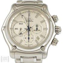 Ebel Uhr 1911 Chronograph E 9137L70 Edelstahl