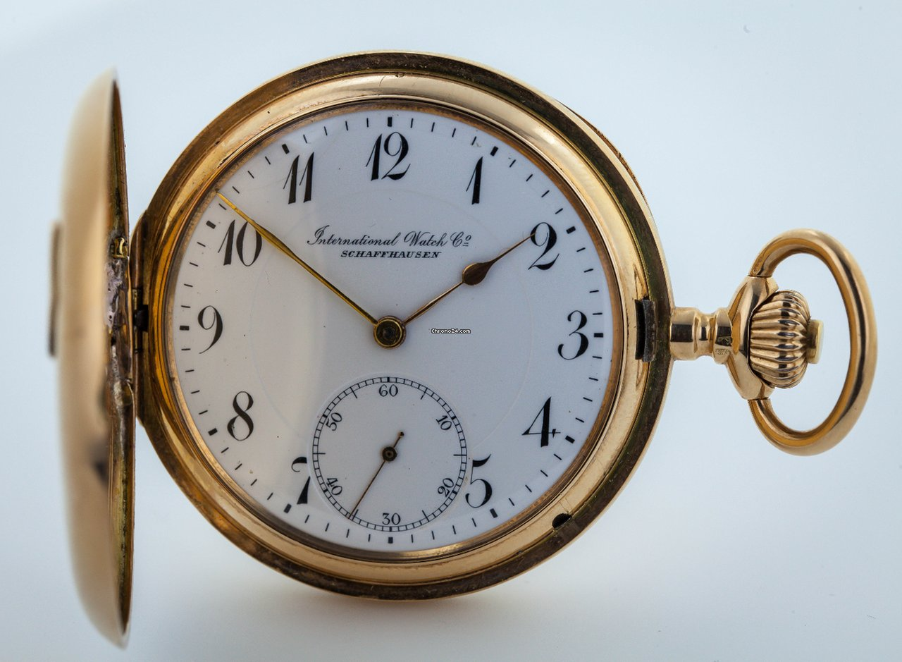 eb6fbd626 IWC pocket watches - compare prices on Chrono24