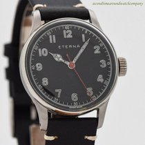 Eterna 35mm Manual winding 1940 pre-owned Black