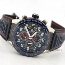 TAG Heuer Carrera Calibre HEUER 01 Steel 45mm Transparent United States of America, Florida, Aventura