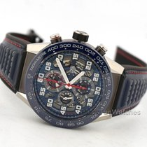 TAG Heuer Carrera Calibre HEUER 01 new 2017 Automatic Chronograph Watch with original box and original papers CAR2A1N FT6100