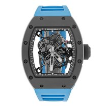 Richard Mille Bubba Watson Grey Boutique Edition Titanium...