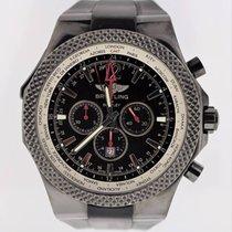 Breitling Bentley GMT Midnight Carbon Edition M4736212/B919