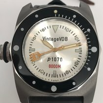Jaeger-LeCoultre Vintage VDB Handmade P1070 Deepsea 6000m...